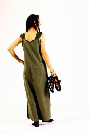Kleid_dunkelgrün (2)