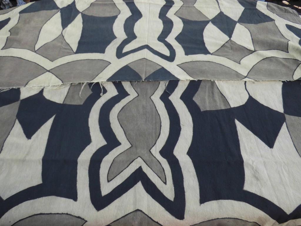 Stoff mit großen Mustern (3)